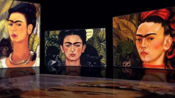 Фрида Кало. Ожившие полотна