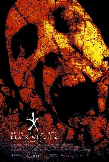 Постер Ведьма из Блэр-2: Книга теней