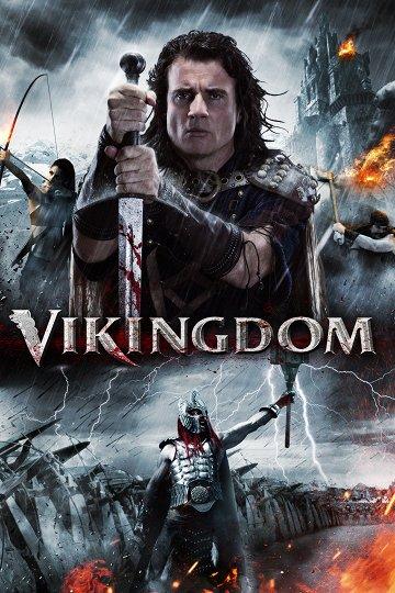 Постер Королевство викингов 3D