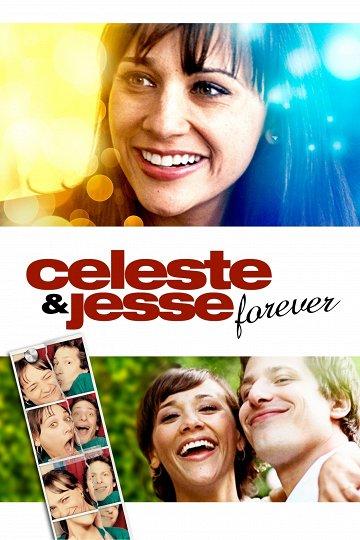 Постер Селеста и Джесси навеки