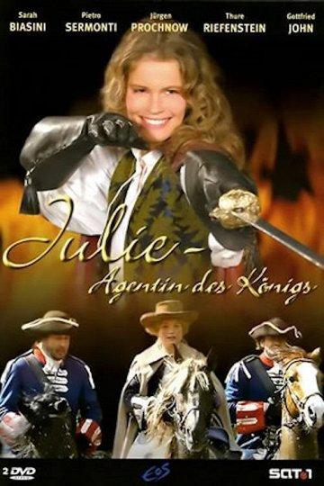 Постер Неукротимая Жюли и тайны Версаля