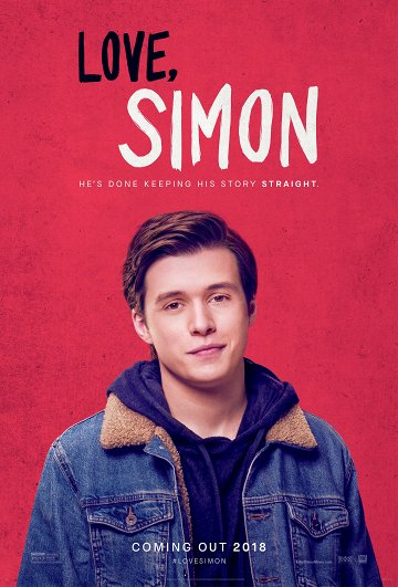 Постер С любовью, Саймон