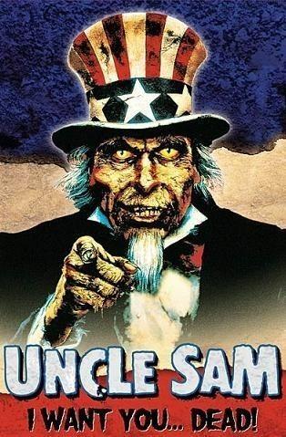 Постер Дядя Сэм