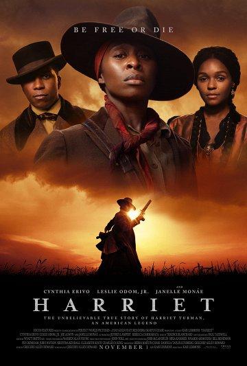 Постер Harriet