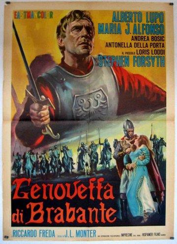 Постер Женевьева Брабантская