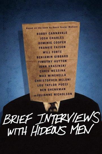 Постер Короткие интервью с подонками
