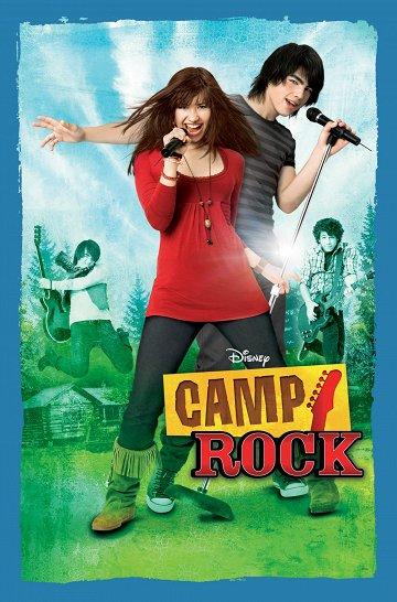 Постер Camp Rock: Музыкальные каникулы