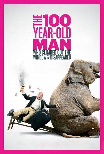 Постер Столетний старик, который вылез в окно и исчез