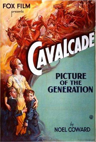Постер Кавалькада