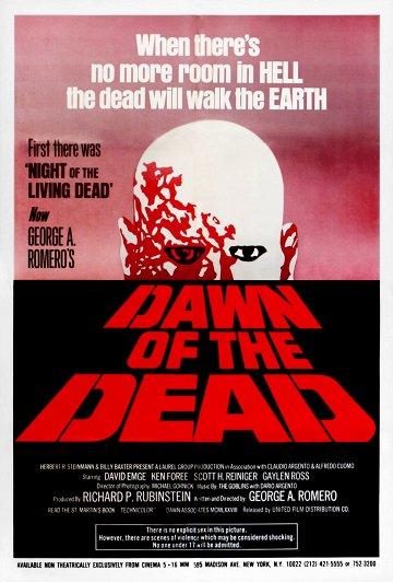 Постер Рассвет мертвецов