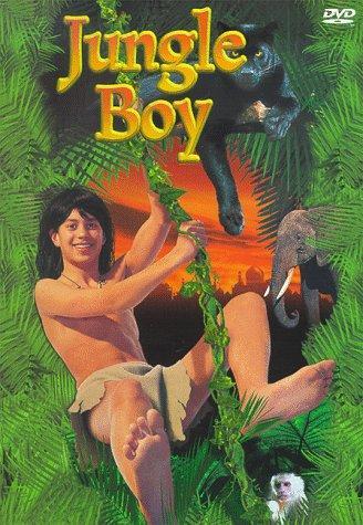 Постер Мальчик из джунглей