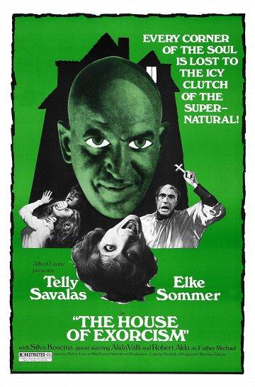 Постер Дом дьявола