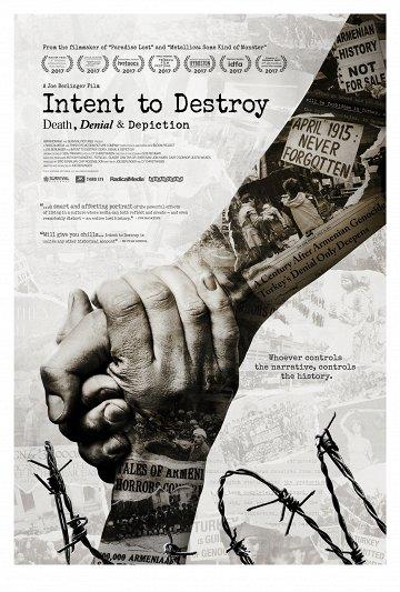 Постер Намерение уничтожить