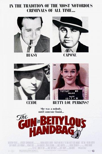 Постер Пистолет в сумочке Бетти Лу