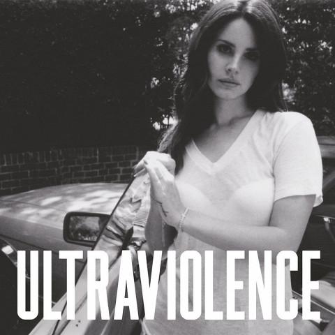 Обложка нового альбома Ланы Дель Рей «Ultraviolence»