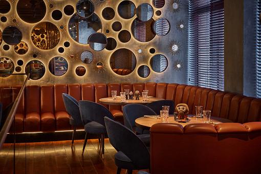 ДНК - Джиган открывает вечерний ресторан на Трехгорке Coming soon