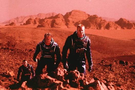 Красная планета (Red Planet)