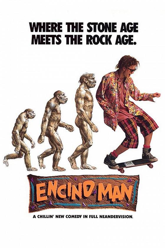 Замороженный калифорниец (Encino Man)