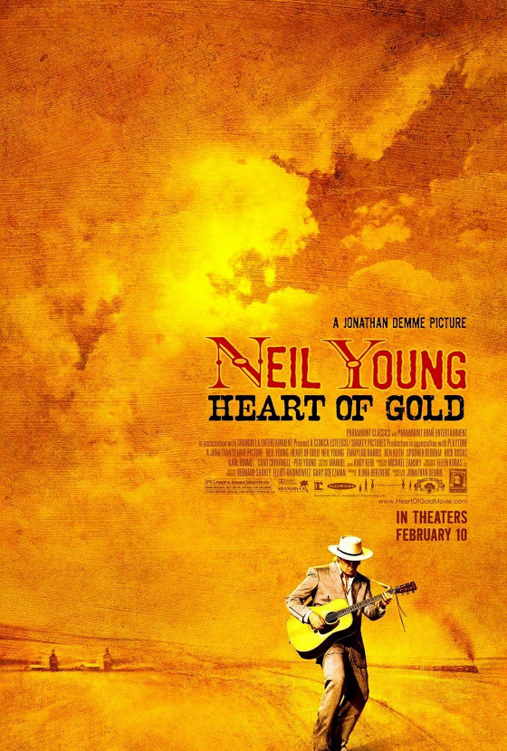 Нил Янг. Золотое сердце (Neil Young: Heart of Gold)