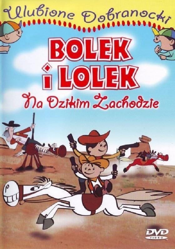Болек и Лелек на Диком Западе (Bolek i Lolek na dzikim Zachodzie)