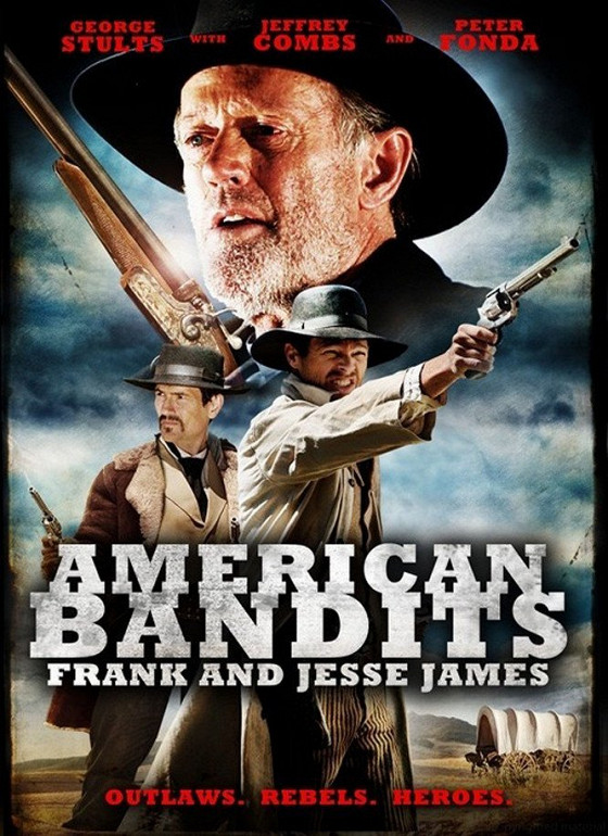 Американские бандиты: Фрэнк и Джесси Джеймс (American Bandits: Frank and Jesse James)