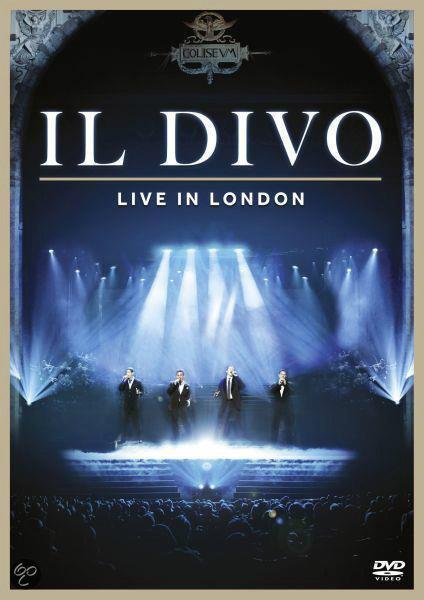 Иль Диво. Концерт в Лондоне (Il Divo. Live in London)