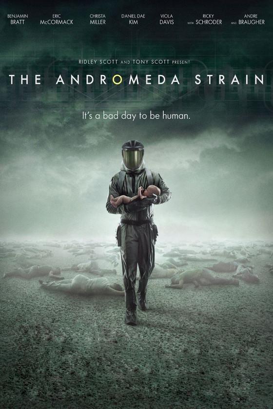 Вирус (The Andromeda Strain)