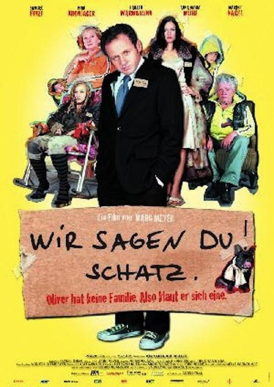 Семейные правила (Wir sagen Du! Schatz.)