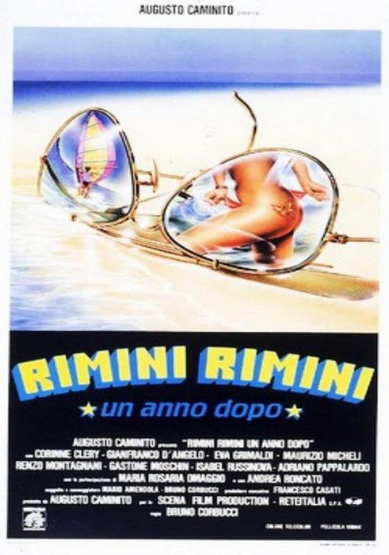 Римини, Римини — год спустя (Rimini, Rimini — un anno dopo)