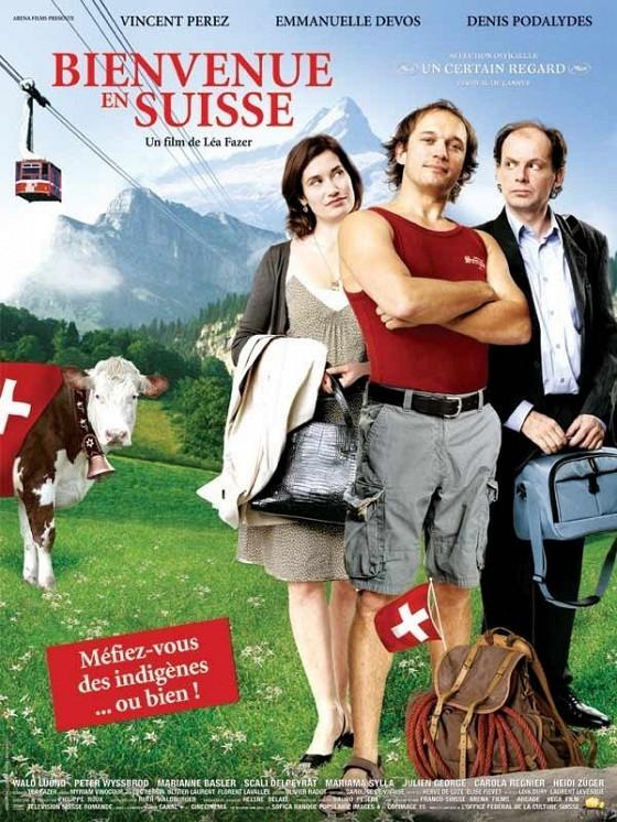 Добро пожаловать в Швейцарию (Bienvenue en Suisse)