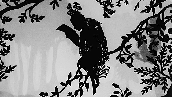 Программа мультипликационных фильмов Лотте Райнигер «Сказки теней»