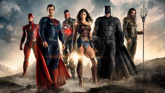 Лига справедливости: Часть I (The Justice League Part One)