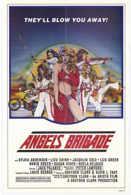 Семеро с небес (Angels' Brigade)