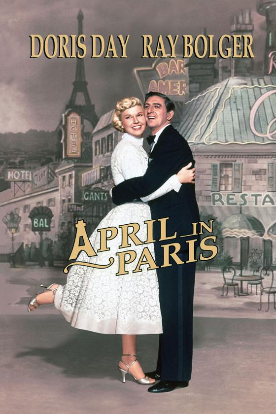 Апрель в Париже (April in Paris)