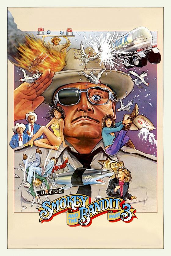 Полицейский и бандит-3 (Smokey and the Bandit Part 3)