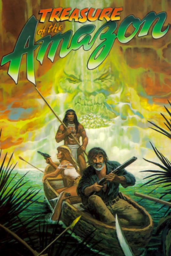 Сокровища Амазонки (The Treasure of the Amazon)