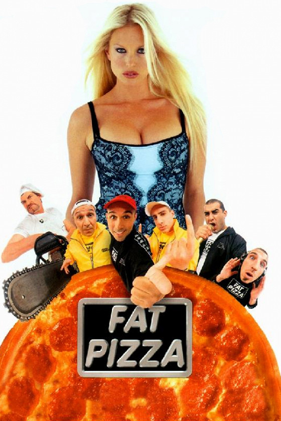 Жирная пицца (Fat Pizza)