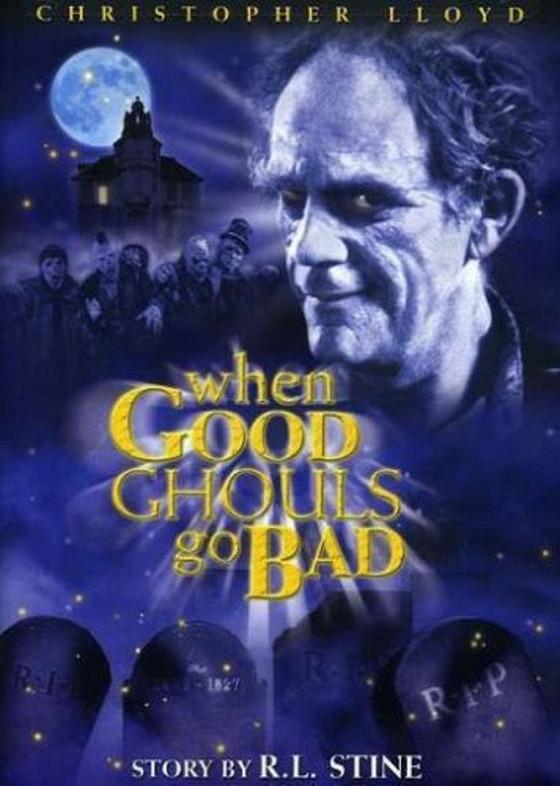 Привидение за работой (When Good Ghouls Go Bad)