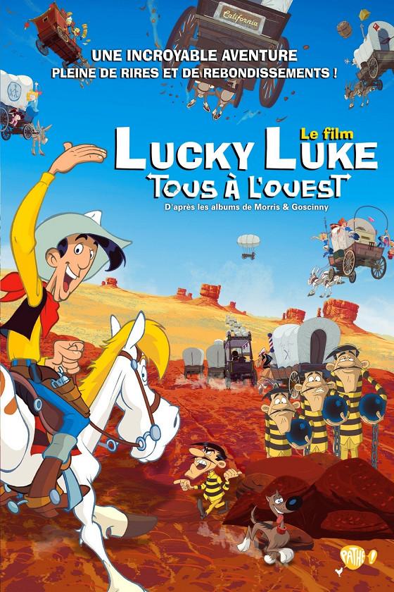 Путешествие на запад (Tous à l'Ouest: Une aventure de Lucky Luke)