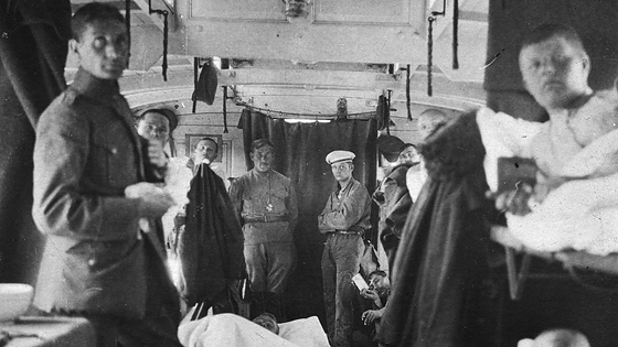 Красный Крест. Гуманитарная фотография 1863–1945