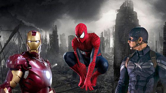 Человек-паук (Untitled Spider-Man Reboot)