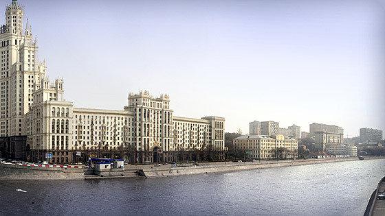 Старая Москва 3D
