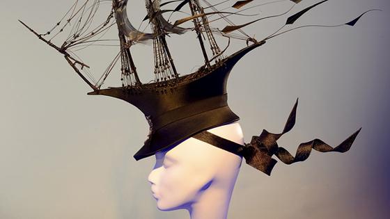 Филип Трейси: Шляпы в XXI веке