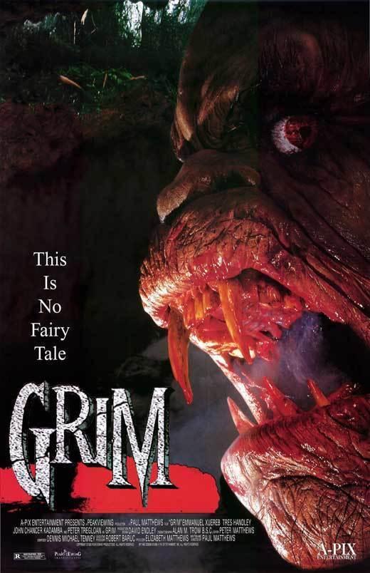 Зловещая сила (Grim)