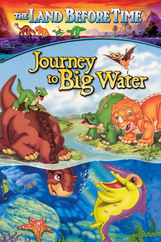 Земля до начала времен-9: Путешествие к большой воде (The Land Before Time IX: Journey to the Big Water)
