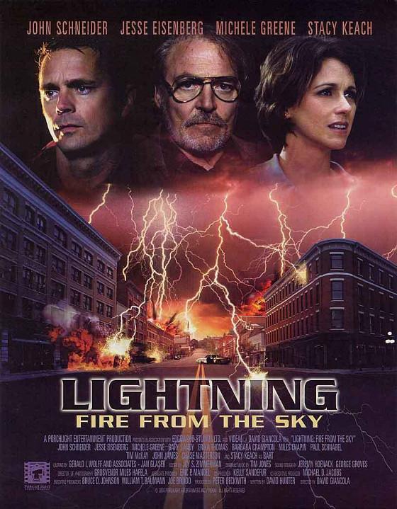 Удар молнии (Lightning: Fire from the Sky)