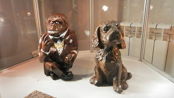 Музей шоколада Nikolya