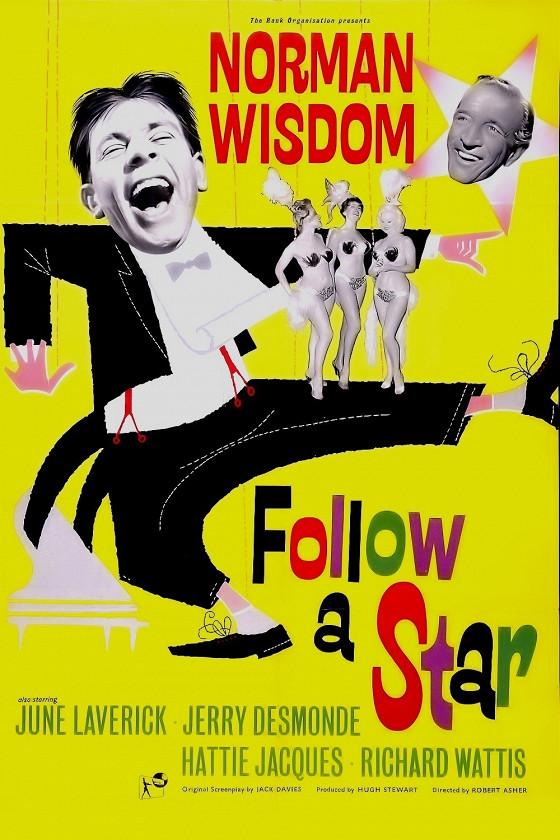 Мистер Питкин на эстраде (Follow a Star)