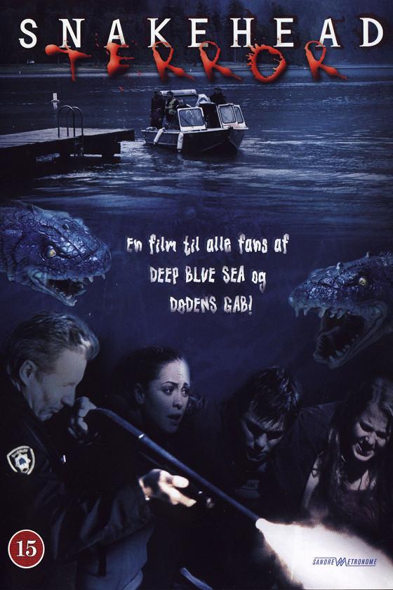 Проклятье Мертвого озера (Snakehead Terror)