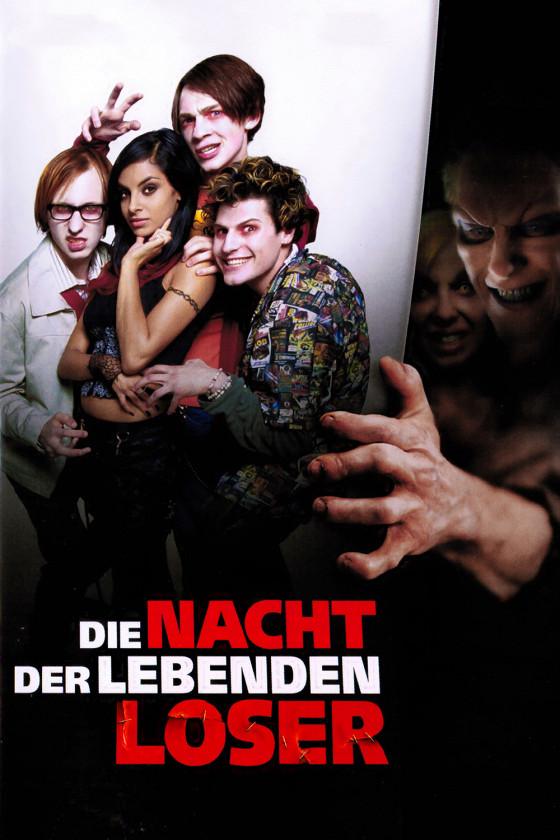 Ночь живых придурков (Die Nacht der lebenden Loser)